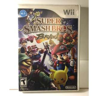 Nintendo Wii - Super Smash Bros. Brawl
