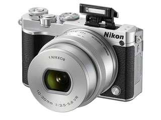 Nikon 1 J5 Mirrorless 4k Camera
