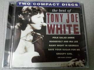 Music CD (2xCD): Tony Joe White ‎– The Best Of Tony Joe White