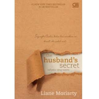 Ebook Rahasia Sang Suami (The Husband's Secret) - Liane Moriarty