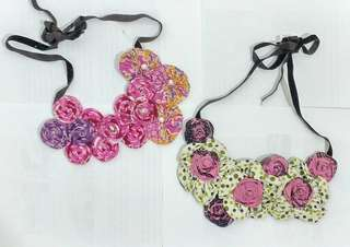 TAKE ALL STATEMENT NECKLACE 70K
