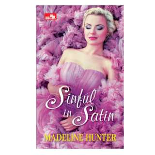 Ebook Sinful In Satin - Madeline Hunter