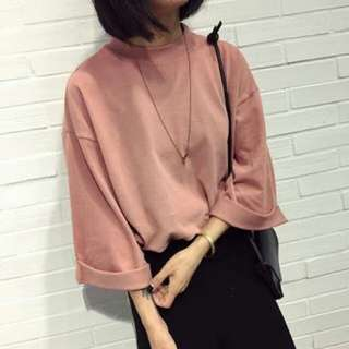 Korean style Oversized Shirt