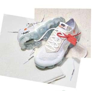 Nike Off white vapormax white
