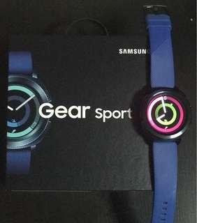 Samsung Gear Sport- Blue