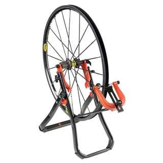 "SuperB Wheel Truing stand foldable for 16""-29"" wheelset"