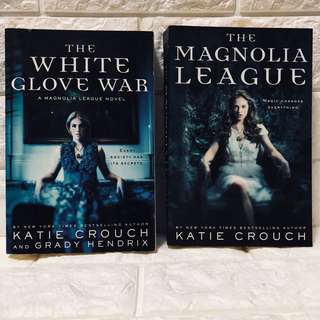 The Magnolia League series