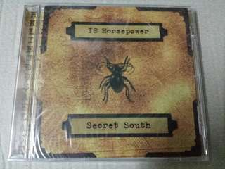 Music CD (sealed): 16 Horsepower ‎– Secret South - Alternative, Country Music