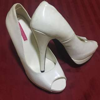 "5"" High Bordello Big Sized Shoes"
