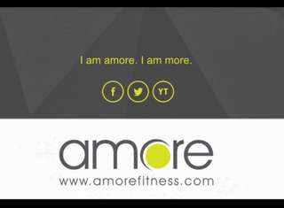 Amore Fitness package transfer