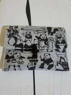 Cute Panda Pouch