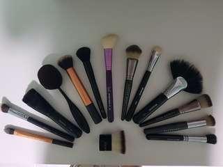 Makeup Brushes Massive Sale! Morphe, Real Techniques, Sigma, Zoeva, Etude House