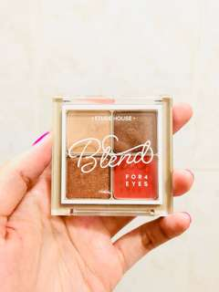 Etude House Blend For Eyes (Orange Party)