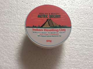Aztec Indian healing clay 50g