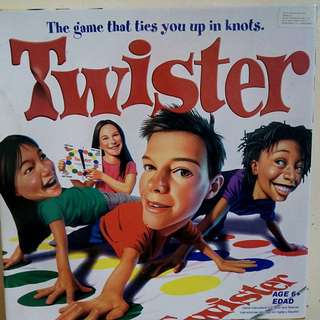 Twister! the game!