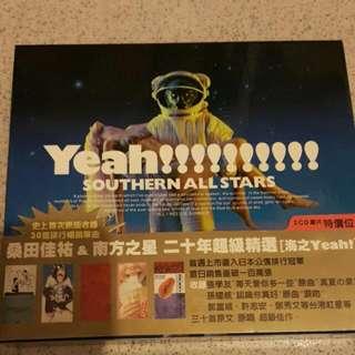 桑田佳祐 南方之星 二十年精選 雙CD