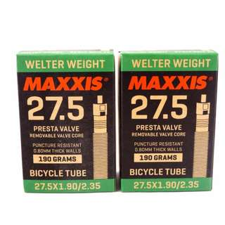 Maxxis 27.5 x 1.90/2.35 Welter Weight MTB Inner Tube