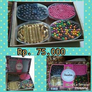 Paket coklat