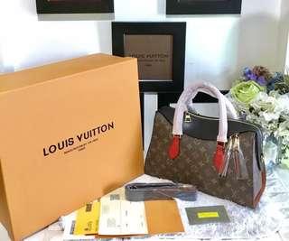 L V TUILERIES MONOGRAM Bag