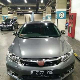 All new CIVIC 2.0 automatic Thn 2012