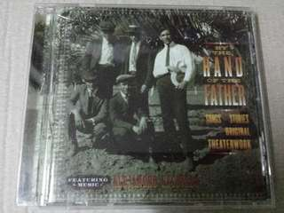 Music CD: Alejandro Escovedo ‎– By The Hand Of The Father - Alternative Country
