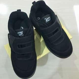 Black School Shoes