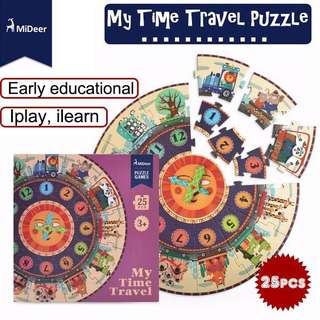 🙂 MIDEER MY TIME TRAVEL PUZZLE