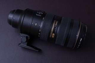 [割愛] 85% 新 Nikon 70-200 F2.8G VR II 小黑六