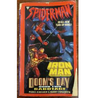 Spiderman Doom's Day Book 2 - Sabotage