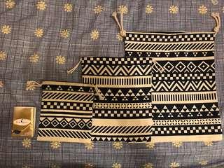 民族式布袋 (包郵)