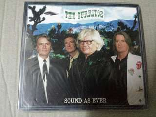 Music CD (sealed): The Burritos ‎– Sound As Ever - Country Rock