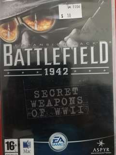MAC GAME:BATTLEFIElD 1942