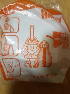 Happy Shaker from happy meal Mcdonalds