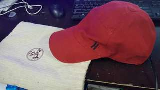 brand new hermes authentic cap