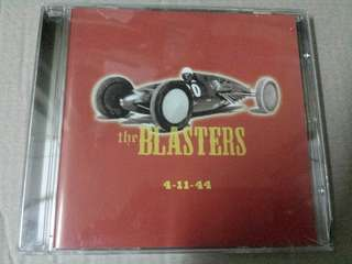 Music CD: The Blasters–4-11-44 - Rockabilly, Alt Country, Cow Punk