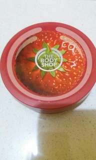 Strawberry body butter 200ml/192gr