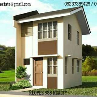 House and Lot For Sale in Teresa Rizal. Available thru Pag Ibig
