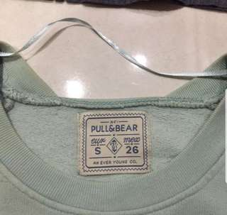 Pull and Bear Sweater Tosca
