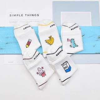 2 for $5.90 _ Korean Socks