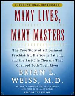 eBook - Many Lives, Many Masters by Brian Weiss