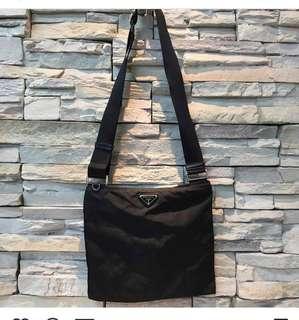 Authentic Prada body bag