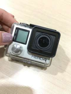Go Pro Hero 4 Second