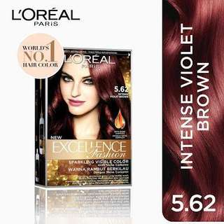 L'Oreal Excellence Fashion Hair Color