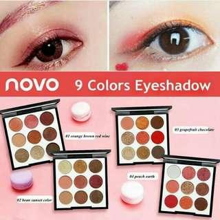 Novo eyeshadow