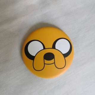 Adventure time jake pin