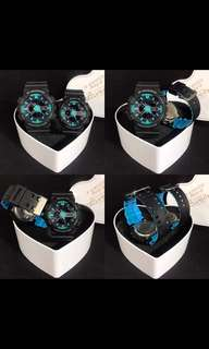 Couple Watch Gshock