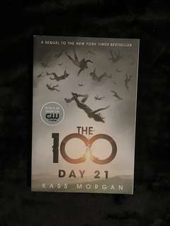 The 100 day 21 by Kass Morgan