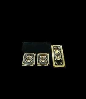 V.I.P Gold Empire Series Design Pedal (Manual)
