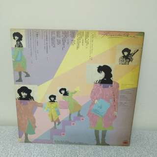 88 年陳慧嫻Remix lp黑膠唱片