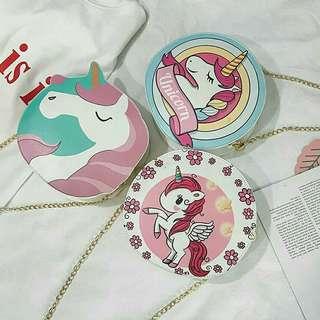 Unicorn sling bag 🐴